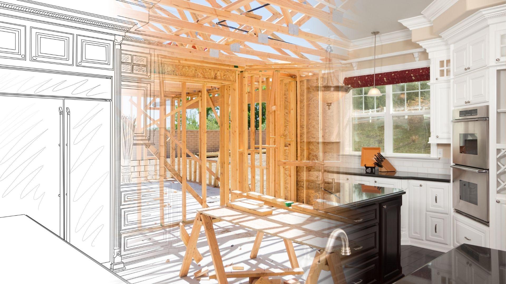 kitchen blueprint