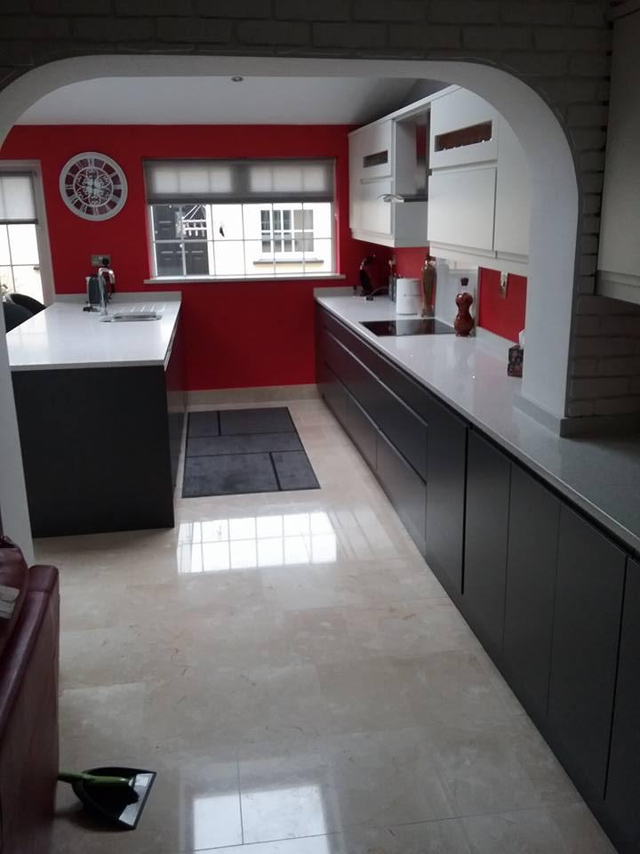 kitchen design and installation service meath