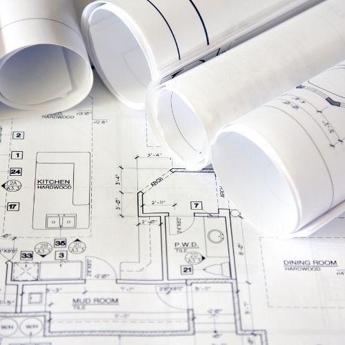 kitchen design 3d blueprint